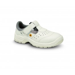 BERN ESD sandál white