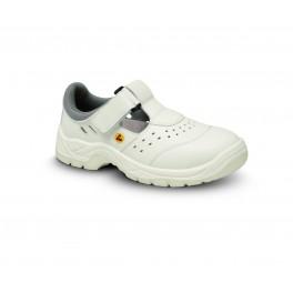 BERN ESD S1 sandál white